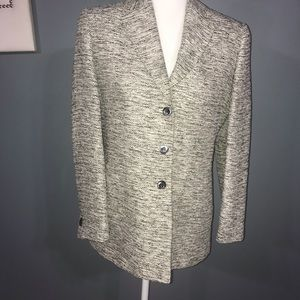 Austin Reed Petite Womens silk and Viscose Blazer